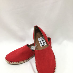 Primary Photo - BRAND: A NEW DAY STYLE: SHOES LOW HEEL COLOR: RED SIZE: 8 SKU: 155-155233-131