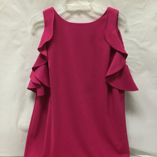 Primary Photo - BRAND: LANE BRYANT STYLE: DRESS SHORT SHORT SLEEVE COLOR: HOT PINK SIZE: XL SKU: 155-155130-205165