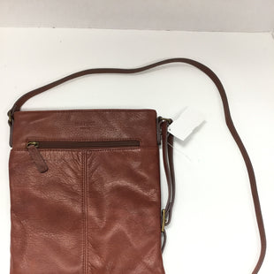 Primary Photo - BRAND:  MARGOTSTYLE: HANDBAG LEATHER COLOR: CARAMEL SIZE: SMALL OTHER INFO: MARGOT NEW YORL - SKU: 155-155224-19338