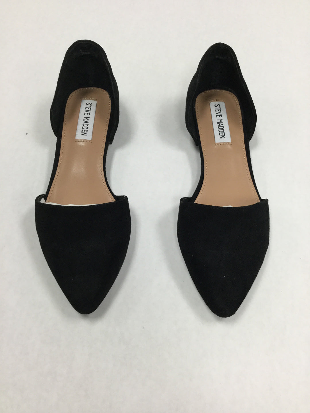 Primary Photo - BRAND: STEVE MADDEN <BR>STYLE: SHOES FLATS <BR>COLOR: BLACK <BR>SIZE: 7.5 <BR>SKU: 155-155220-3634