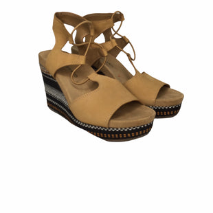 Primary Photo - BRAND: LUCKY BRAND STYLE: SANDALS HIGH COLOR: TAN SIZE: 6 SKU: 155-155130-215455