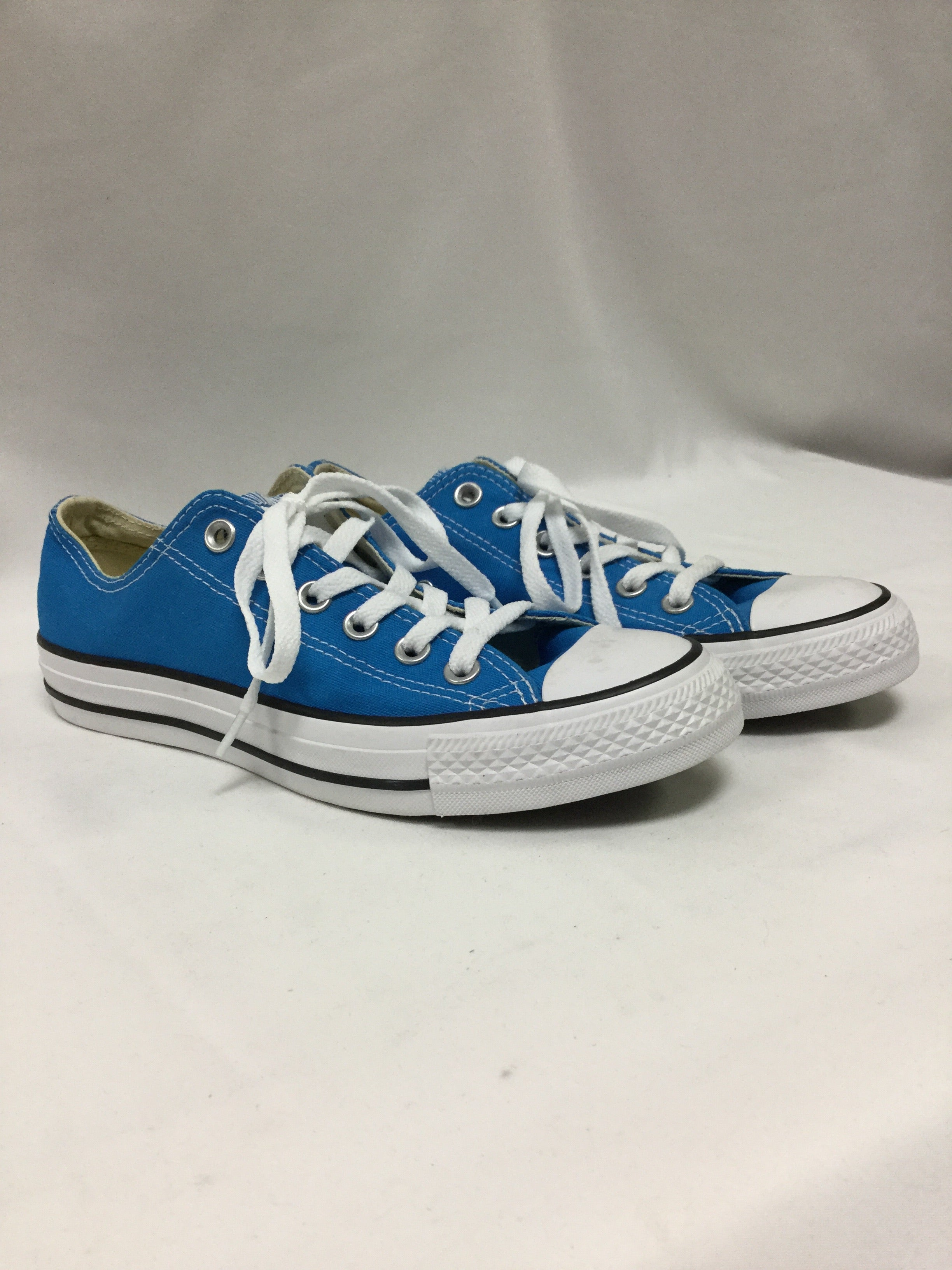 Primary Photo - BRAND: CONVERSE <BR>STYLE: SHOES ATHLETIC <BR>COLOR: BLUE <BR>SIZE: 7 <BR>SKU: 155-15545-208908