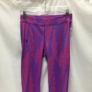 Primary Photo - BRAND: UNDER ARMOUR STYLE: ATHLETIC CAPRIS COLOR: MULTI SIZE: XS SKU: 155-155220-7804
