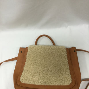 Primary Photo - BRAND: UNIVERSAL THREAD STYLE: BACKPACK COLOR: BROWN SIZE: LARGE SKU: 155-155224-15634