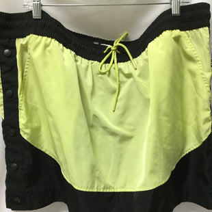 Primary Photo - BRAND:    CLOTHES MENTOR STYLE: ATHLETIC SKIRT SKORT COLOR: NEON SIZE: 2X OTHER INFO: MTA SPORT - SKU: 155-155233-465R