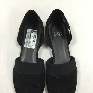 Primary Photo - BRAND: EILEEN FISHER STYLE: SHOES FLATS COLOR: BLACK SIZE: 8.5 SKU: 155-155220-6539