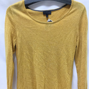 Primary Photo - BRAND: LIMITED STYLE: TOP LONG SLEEVE BASIC COLOR: MUSTARD SIZE: S SKU: 155-15599-238757