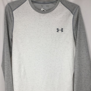 Primary Photo - BRAND: UNDER ARMOUR STYLE: ATHLETIC TOP COLOR: MULTI SIZE: S SKU: 155-155220-5380