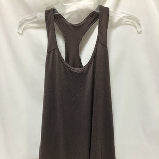 Primary Photo - BRAND: XERSION STYLE: ATHLETIC TANK TOP COLOR: CHOCOLATE SIZE: M SKU: 155-155224-13902