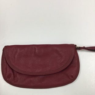 Primary Photo - BRAND: LUCKY BRAND STYLE: WRISTLET COLOR: BRICK RED SKU: 155-155130-210361