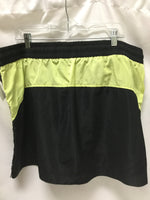 Photo #1 - BRAND:    CLOTHES MENTOR <BR>STYLE: ATHLETIC SKIRT SKORT <BR>COLOR: NEON <BR>SIZE: 2X <BR>OTHER INFO: MTA SPORT - <BR>SKU: 155-155185-6113