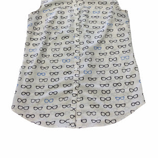 Primary Photo - BRAND: TALBOTS STYLE: TOP SLEEVELESS COLOR: IVORY SIZE: XS SKU: 155-155224-18094