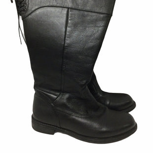 Primary Photo - BRAND:  CMB STYLE: BOOTS KNEE COLOR: BLACK SIZE: 10 OTHER INFO: DAVID TATE WIDE CALF SKU: 155-155130-215204