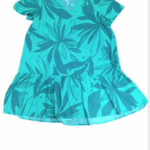 Primary Photo - BRAND: A NEW DAY STYLE: DRESS SHORT SHORT SLEEVE COLOR: GREEN SIZE: L SKU: 155-155224-21260