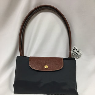 Primary Photo - BRAND: LONGCHAMP STYLE: HANDBAG DESIGNER COLOR: BLACK SIZE: SMALL OTHER INFO: NOTED SKU: 155-155130-213255