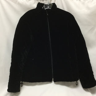 Primary Photo - BRAND: LAUREN BY RALPH LAUREN STYLE: BLAZER JACKET COLOR: BLACK SIZE: PETITE   SMALL SKU: 155-155228-1408
