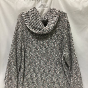 Primary Photo - BRAND: LANE BRYANT STYLE: SWEATER HEAVYWEIGHT COLOR: GREY SIZE: 1X SKU: 155-155220-7052