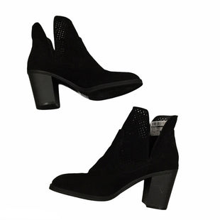 Primary Photo - BRAND: EXPRESS STYLE: BOOTS ANKLE COLOR: BLACK SIZE: 8 SKU: 155-155130-207205
