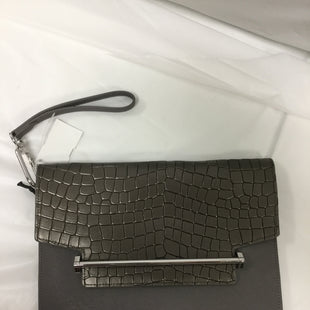 Primary Photo - BRAND: BOTKIER STYLE: CLUTCH COLOR: PEWTER SKU: 155-155224-5995