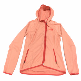 Primary Photo - BRAND: NORTHFACE STYLE: ATHLETIC JACKET COLOR: PEACH SIZE: S SKU: 155-155224-21197