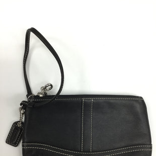 Primary Photo - BRAND: COACH STYLE: WRISTLET COLOR: BLACK SKU: 155-15545-203365