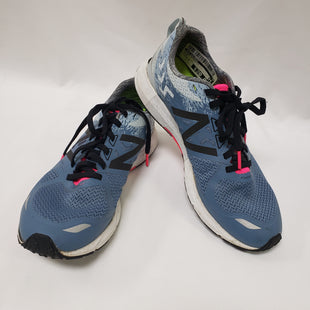 Primary Photo - BRAND: NEW BALANCE STYLE: SHOES ATHLETIC COLOR: BLUE SIZE: 9.5 SKU: 155-155224-12348