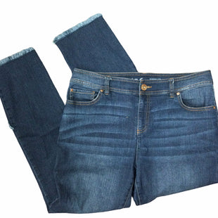 Primary Photo - BRAND: INC STYLE: JEANS COLOR: DENIM SIZE: 8 SKU: 155-155220-5521