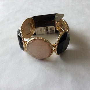 Primary Photo - BRAND:    CLOTHES MENTOR STYLE: BRACELET COLOR: MULTI SKU: 155-155201-11619RGOLD, BLACK, PEACH