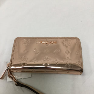 Primary Photo - BRAND: MICHAEL BY MICHAEL KORS STYLE: WALLET COLOR: ROSE SIZE: MEDIUM SKU: 155-15599-239416