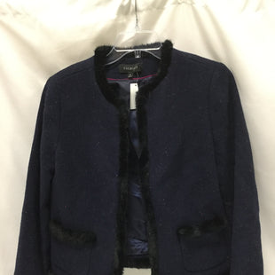 Primary Photo - BRAND: TALBOTS STYLE: BLAZER JACKET COLOR: BLUE SIZE: M SKU: 155-155227-305