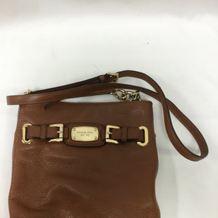 Primary Photo - BRAND: MICHAEL BY MICHAEL KORS STYLE: HANDBAG DESIGNER COLOR: BROWN SIZE: SMALL SKU: 155-15599-235096