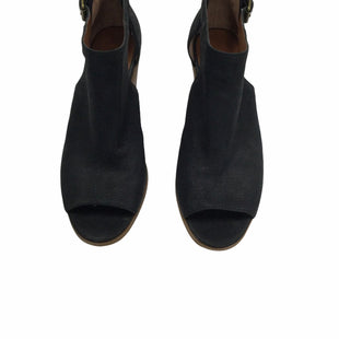 Primary Photo - BRAND: LUCKY BRAND STYLE: SANDALS HIGH COLOR: BLACK SIZE: 8 SKU: 155-155130-215958