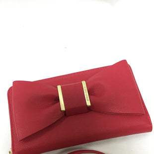 Primary Photo - BRAND: BETSEY JOHNSON STYLE: WALLET COLOR: RED SIZE: LARGE SKU: 155-15599-235818