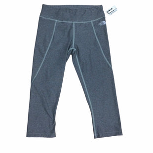 Primary Photo - BRAND: NORTHFACE STYLE: ATHLETIC CAPRIS COLOR: GREY SIZE: S SKU: 155-155224-25877