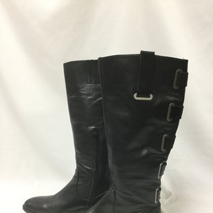 Primary Photo - BRAND: ARTURO CHIANG STYLE: BOOTS KNEE COLOR: BLACK SIZE: 7.5 SKU: 155-155233-648
