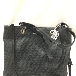 Primary Photo - BRAND: MICHAEL BY MICHAEL KORS STYLE: HANDBAG DESIGNER COLOR: CHARCOAL SIZE: LARGE OTHER INFO: AS IS - SOME WEAR NOTED SKU: 155-155130-211639