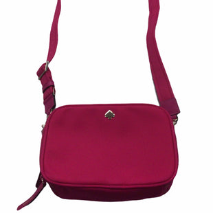 Primary Photo - BRAND: KATE SPADE STYLE: HANDBAG DESIGNER COLOR: HOT PINK SIZE: SMALL SKU: 155-155228-4742
