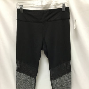 Primary Photo - BRAND:    CLOTHES MENTOR STYLE: ATHLETIC PANTS COLOR: BLACK GREY MAGENTA SIZE: M SKU: 155-15599-236536
