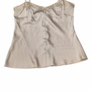 Primary Photo - BRAND: EXPRESS DESIGN STUDIO STYLE: TANK BASIC CAMI COLOR: TAN SIZE: M SKU: 155-155238-326