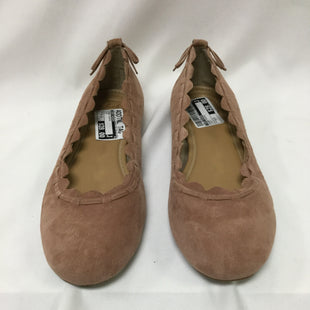 Primary Photo - BRAND: JACK ROGERS STYLE: SHOES FLATS COLOR: NUDE SIZE: 9.5 SKU: 155-155130-212290