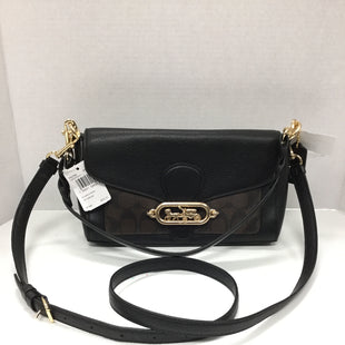 Primary Photo - BRAND: COACH STYLE: HANDBAG DESIGNER COLOR: BROWN SIZE: SMALL OTHER INFO: NWT SKU: 155-155185-8337