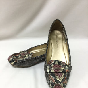 Primary Photo - BRAND: BANDOLINO STYLE: SHOES FLATS COLOR: ANIMAL PRINT SIZE: 6.5 SKU: 155-155220-7287