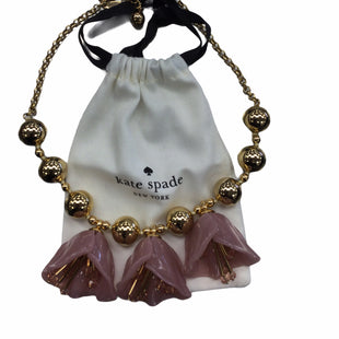 Primary Photo - BRAND: KATE SPADE STYLE: NECKLACE COLOR: PINK SKU: 155-155228-2828