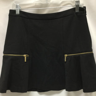 Primary Photo - BRAND: MICHAEL BY MICHAEL KORS STYLE: SKIRT COLOR: BLACK SIZE: S SKU: 155-155178-8890