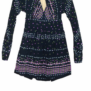 Primary Photo - BRAND: FREE PEOPLE STYLE: DRESS SHORT LONG SLEEVE COLOR: BLACK SIZE: L SKU: 155-155228-3026