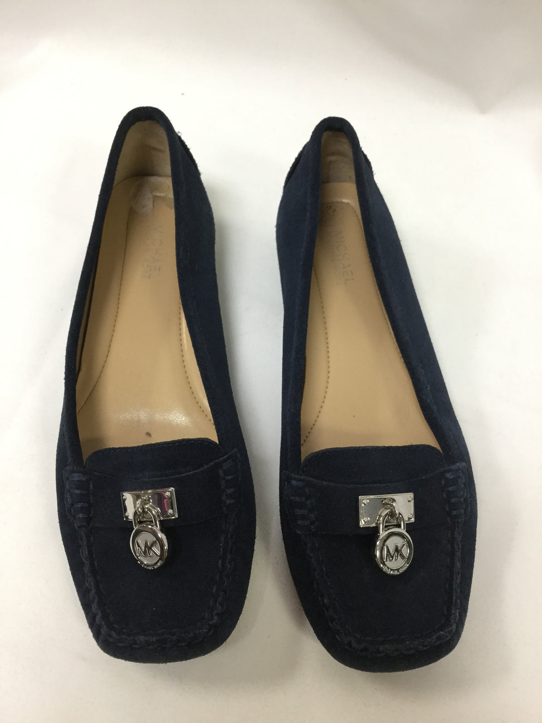 Primary Photo - BRAND: MICHAEL BY MICHAEL KORS <BR>STYLE: SHOES FLATS <BR>COLOR: BLUE <BR>SIZE: 6 <BR>SKU: 155-15599-235866