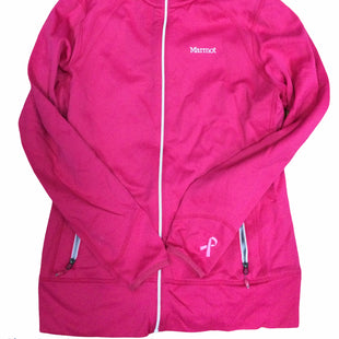 Primary Photo - BRAND: MARMOT STYLE: ATHLETIC JACKET COLOR: PINK SIZE: L SKU: 155-15599-238220