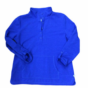 Primary Photo - BRAND: TALBOTS STYLE: TOP LONG SLEEVE COLOR: ROYAL BLUE SIZE: L SKU: 155-155224-25603