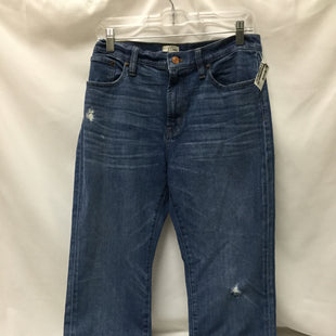 Primary Photo - BRAND: J CREW STYLE: JEANS COLOR: DENIM SIZE: 8 OTHER INFO: 30 SKU: 155-155224-20459