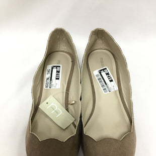 Primary Photo - BRAND: MAURICES STYLE: SHOES FLATS COLOR: TAUPE SIZE: 12 SKU: 155-155185-8363